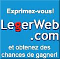 Exprimez-vous sur Légerweb.com